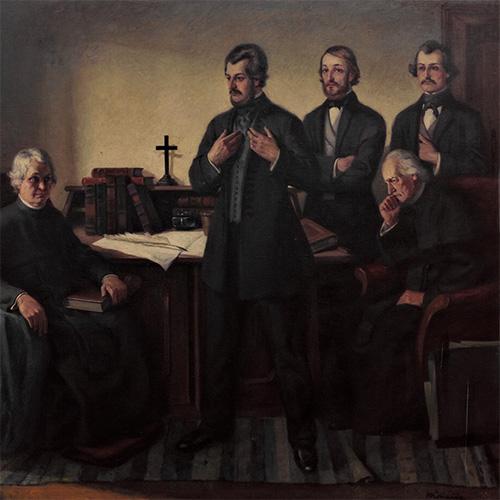 Ján Hollý pred